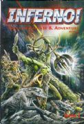 Inferno! Tales of Fantasy & Adventure Issue #2 Games Workshop Comic Magazine
